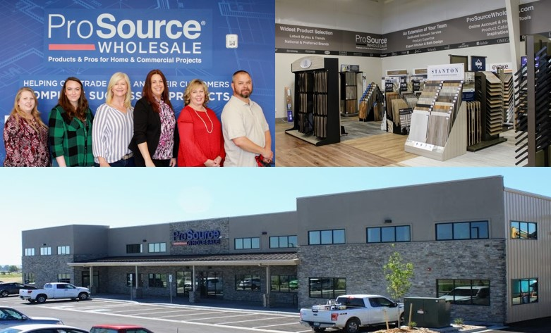 Northern Colorado ProSource Showroom